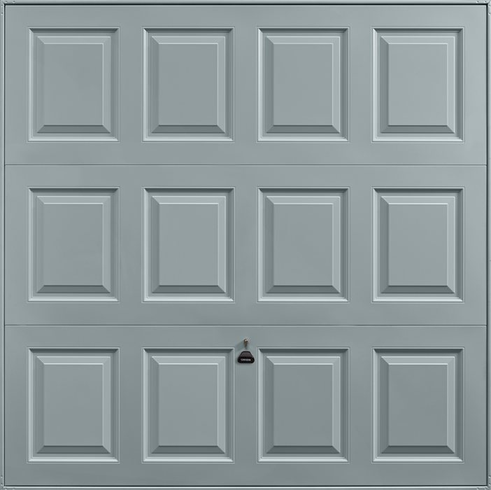 Window Grey Ral 7040 Ador Garage Doors